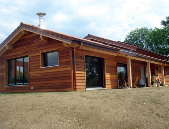 Constructeur maison bois hautesavoie  annemasse, pays de gex, nangy
