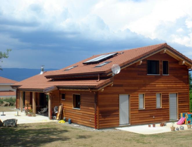 Constructeur maison bois haute savoie for Constructeur maison haute savoie