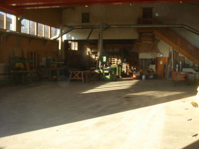 entrepot construction maison ossature bois sur pays de gex