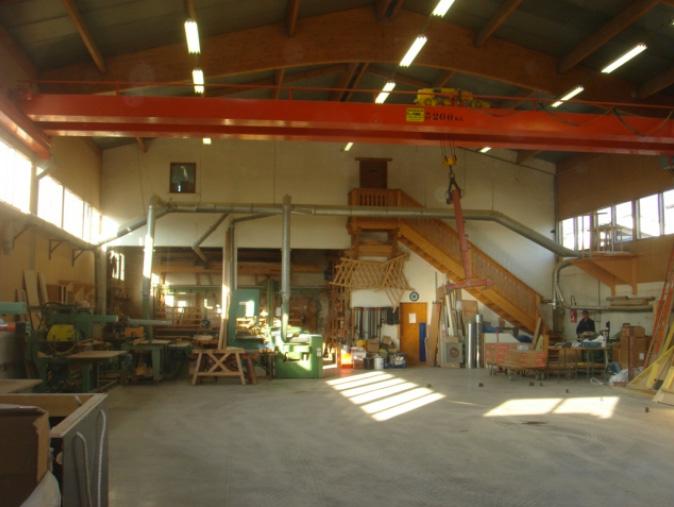 entrepot construction maison ossature bois sur annemasse