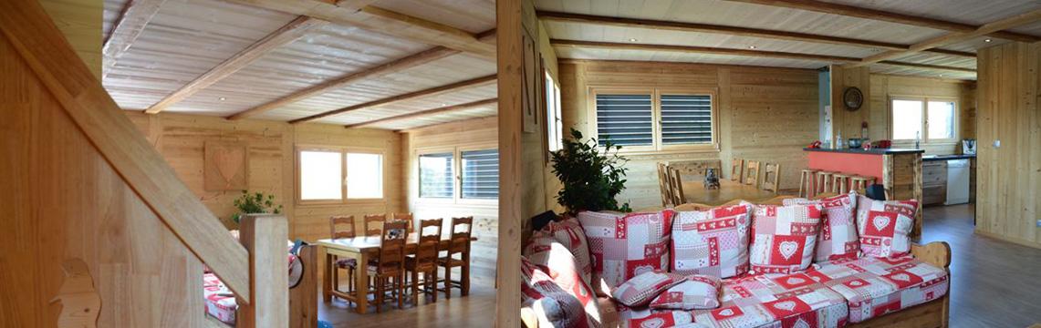 Maison minergie et effinergie constructeur ossature bois for Constructeur maison en bois 74